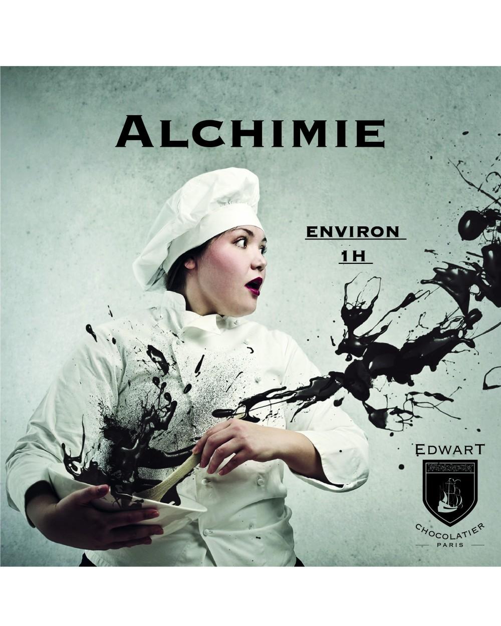 ATELIER ALCHIMIE - XX/XX/XX de XXh à XXh