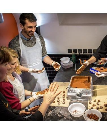 Bon-Cadeau Atelier Chocolat