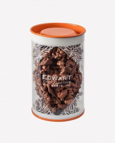 Grignotines chocolat au lait