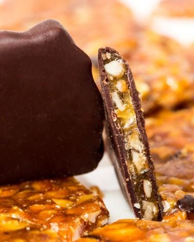 La Nougatine chocolat noir