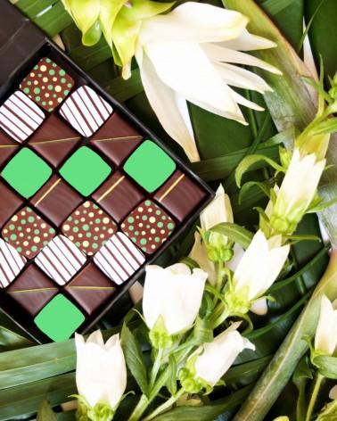 Coffret de chocolats