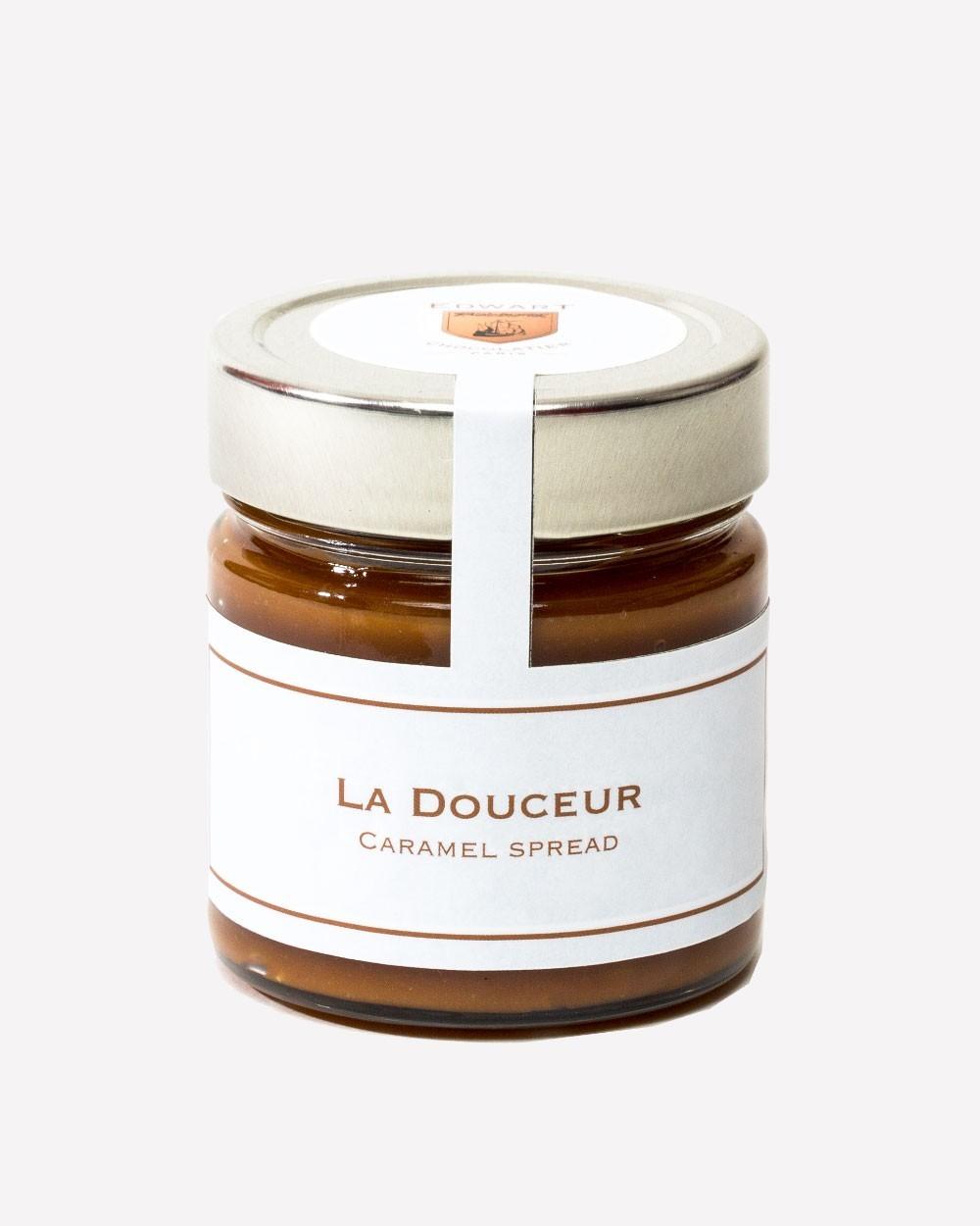 "Caramel à tartiner ""La douceur"""