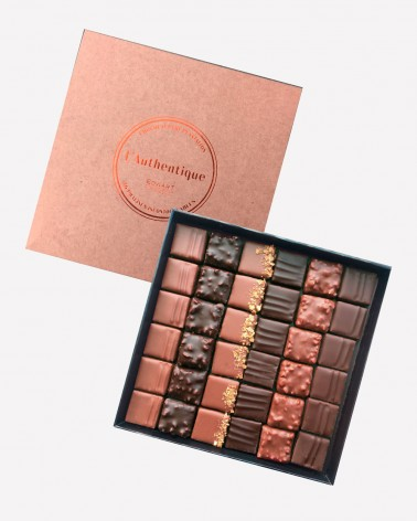 Coffret de chocolats l'Authentique