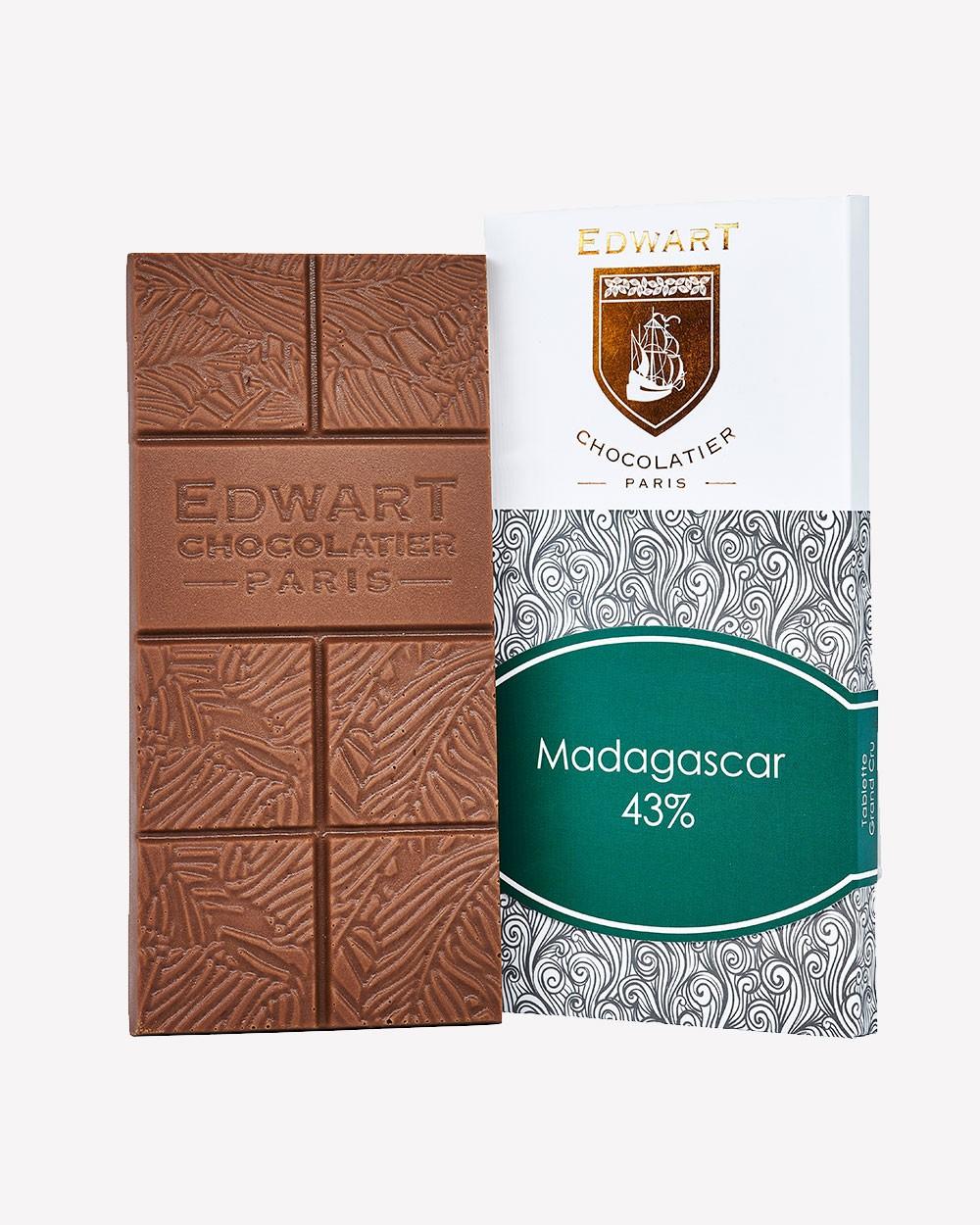 Grand Cru : Madagascar 43%