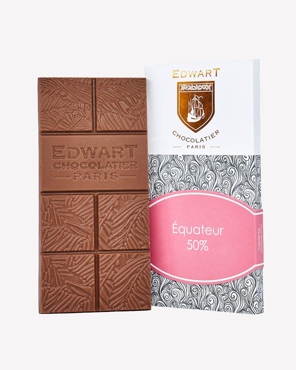 Grand Cru : Equateur 50%