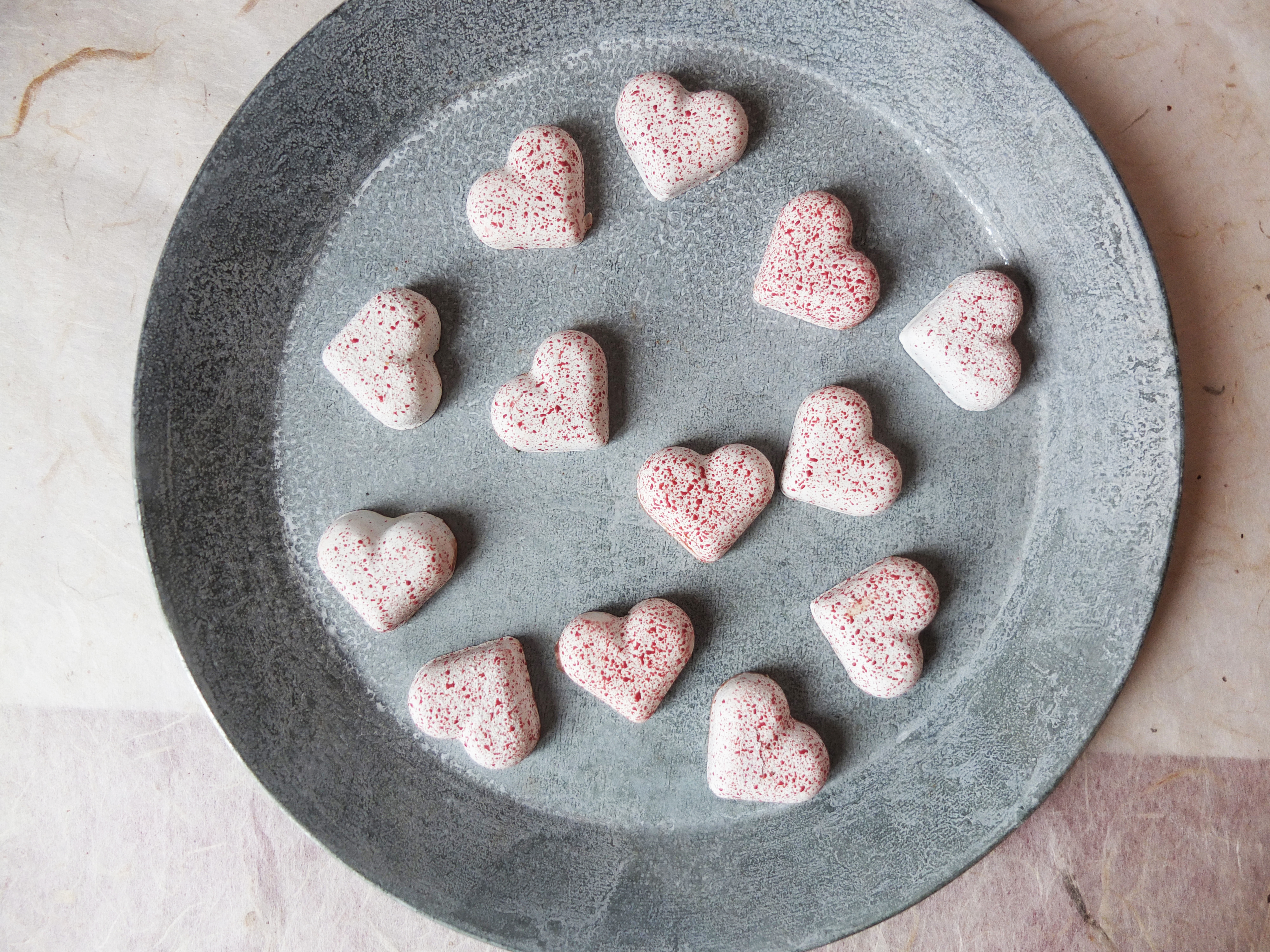 Nos coeurs en chocolat