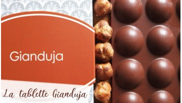 La tablette Gianduja